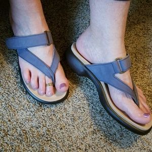 Leather Rockport Sandals